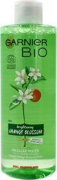 Garnier Garnier BIO Płyn micelarny rozświetlający Kwiat Pomarańczy - cera wrażliwa i pozbawiona blasku 400ml