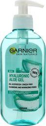 Garnier Garnier Skin Naturals Hyaluronic Aloe Żel oczyszczający i zwężający pory - cera każdego rodzaju 200ml