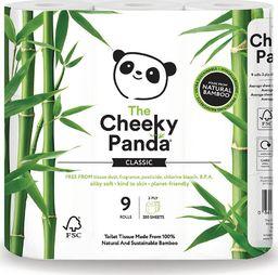 Cheeky Panda papier toaletowy 3-warstwowy 9 sztuk (CHP00626)