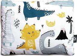 Pulp Pulp, poduszka Minky, Dinozaury, 30 x 40 cm