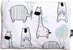 Pulp Pulp, poduszka Minky, Żyrafy, 30 x 40 cm