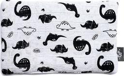 Pulp Pulp, Poduszeczka z bawełny, Dinozaury, 22 x 32 cm