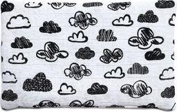 Pulp Pulp, Poduszeczka z bawełny, Chmurki, 22 x 32 cm