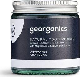 GEORGANICS Georganics, Proszek do czyszczenia zębów, Activated Charcoal, 120 ml