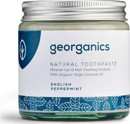 Georganics Pasta do zębów English Peppermint 120ml