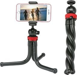 Selfie stick Tripod Flexible Black