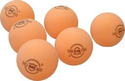 Shield Piłeczki do ping-ponga pomarańczowe 6 sztuk