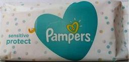 Pampers Chusteczki Nawilżone 52szt Pampers Sensitive