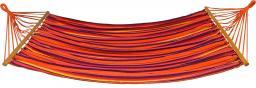 Royokamp  Hamak Standard 2 osobowy 200x150cm pomarańczowy