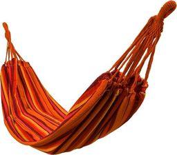 Royokamp  Hamak Classic 2 osobowy 200x150cm pomarańczowy