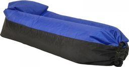 ROYOCAMP Lazy bag sofa dmuchana granatowa Royokamp