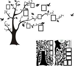 Wall stickers 250x180 Tree  uniwersalny