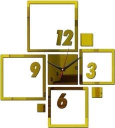 Zegar - Wall Clock 2 - Gold uniwersalny