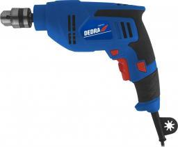 Wiertarka Dedra bezudarowa 560W,0-2750r/min, uchwyt kluczykowy 10mm (DED7957)