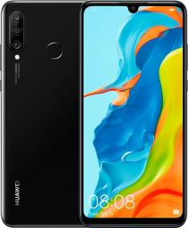 Smartfon Huawei P30 Lite 64 GB Dual SIM Czarny  (Huawei P30 Lite 4/64 Czarny)
