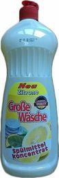 Płyn Do Mycia Naczyń Grobe Wasche 1L Lemon