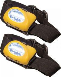 Stanley Latarka Czołowa Turystyczna 5 LED STANLEY 2szt