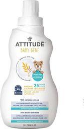 Attitude Sensitive Skin Baby, Delikatny płyn do prania tkanin dziecięcych, 35 prań, 1L