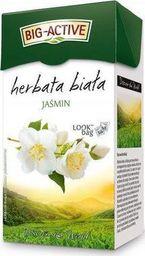 Big Active Herbata big-active biała z jaśminem 20/p