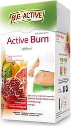 Big Active Herbata big-active active burn thermogenic formula 20 torebek
