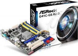 Płyta główna ASRock G41 (G41C-GS R2.0)