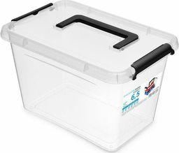 ORPLAST Pojemnik Prostokątny Z Rączką 6,5l Simple Box 61333