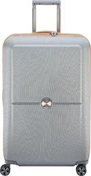Delsey Walizka Turenne Premium 75 cm srebrna