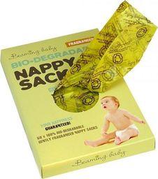 Beaming Baby Beaming baby, Biodegradowalne Zapachowe Worki na Zużyte Pieluszki, 60szt.