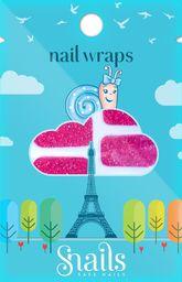 Snails Naklejki na paznokcie Nail Wrap Red Carpet