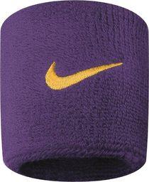 Nike NIKE Frotki na ręce OPASKI FIOLETOWE Frotka 2 szt uniwersalny