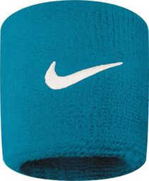 Nike NIKE Frotki na ręce OPASKI TURKUSOWE Frotka 2 szt uniwersalny