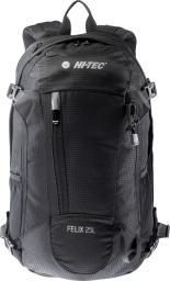 Hi-tec Plecak turystyczny Felix II czarny 25L (92800333354)