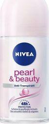 Nivea Antyperspirant 50ml Nivea Roll-On Pearl Beauty