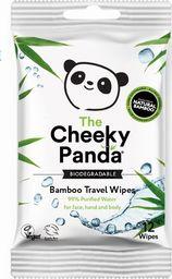 Cheeky Panda Cheeky Panda, Chusteczki nawilżane dla dzieci, mini,  12 szt.