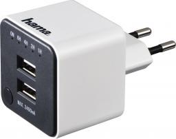 Ładowarka Hama USB z funkcją odliczania