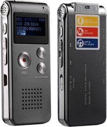 Dyktafon Nexus DYKTAFON CYFROWY PAMIĘĆ 8GB DETEKCJA DŹWIĘKU VOX