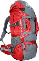 Highlander Plecak Turystyczny Discovery 45L Czerwony
