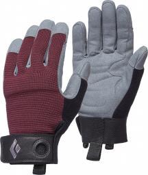 Black Diamond Rękawice wspinaczkowe Women's Crag Gloves bordowe r. L (BD8018666018LG_1)
