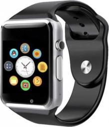 Smartwatch Roneberg RA1 Czarno-srebrny
