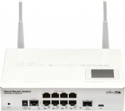 Router MikroTik CRS109-8G-1S-2HnD-IN