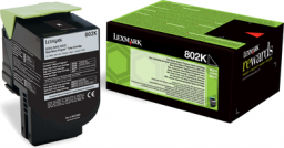 Lexmark 802K black