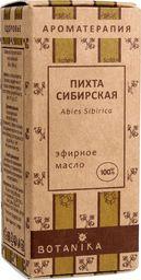 Botavikos BOTANIKA*Olejek 100% 10ml eteryczny z pichty syb&