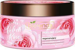Bielenda Super Skin Diet Velvet Rose Peeling cukrowy 350ml