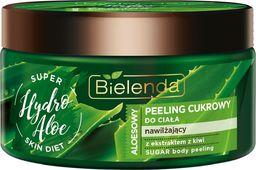 Bielenda Super Skin Diet Hydro Aloe Peeling cukrowy 350g