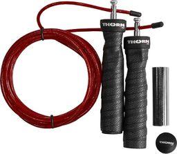 Thorn+Fit Skakanka sportowa Speed Rope Rock czerwona