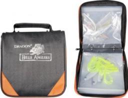 Dragon Fishing Przybornik na akcesoria Dragon Hells Anglers 21x21x6cm 95-18-003