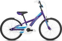 """Kross Rower Kross MINI 5.0 20"""" fioletowo-niebieski połysk  Uniwersalny"""
