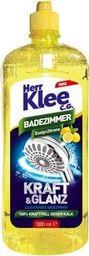Herr Klee Octowy płyn do czyszczenia łazienki Herr Klee C.G. 1 l o zapachu cytryny uniwersalny