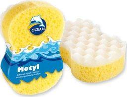 Ocean Gąbka do kąpieli i masażu Ocean-Motyl uniwersalny