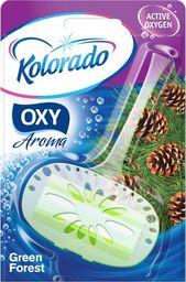 Kolorado Kostka toaletowa kolorado Oxy Aroma Zielony Las 40g